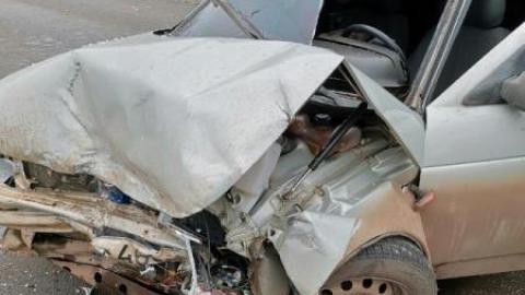 В тройном ДТП на Шарлыкском шоссе пострадала 9-летняя школьница