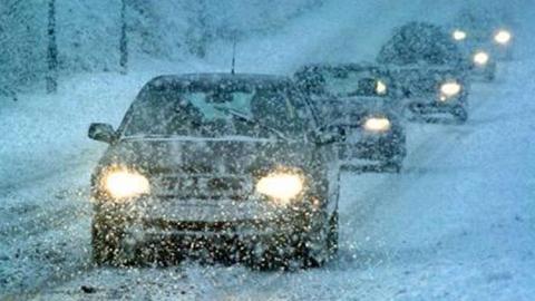 В Оренбуржье ожидается сильный снег 8 декабря